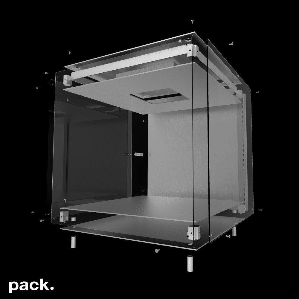큐브 3D이미지